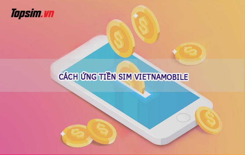Cách ứng tiền Vietnamobile nhanh nhất