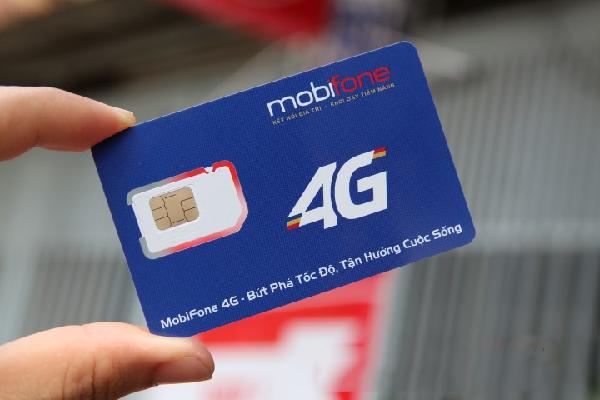 Đổi sim 3G sang 4G mobifone