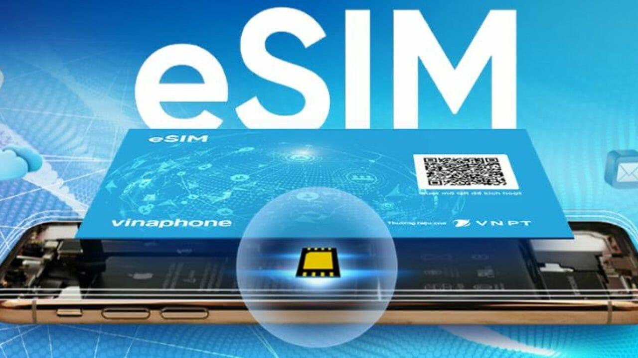 1 Hướng dẫn cài đặt eSIM Vinaphone và kích hoạt dịch vụ trong 1 phút