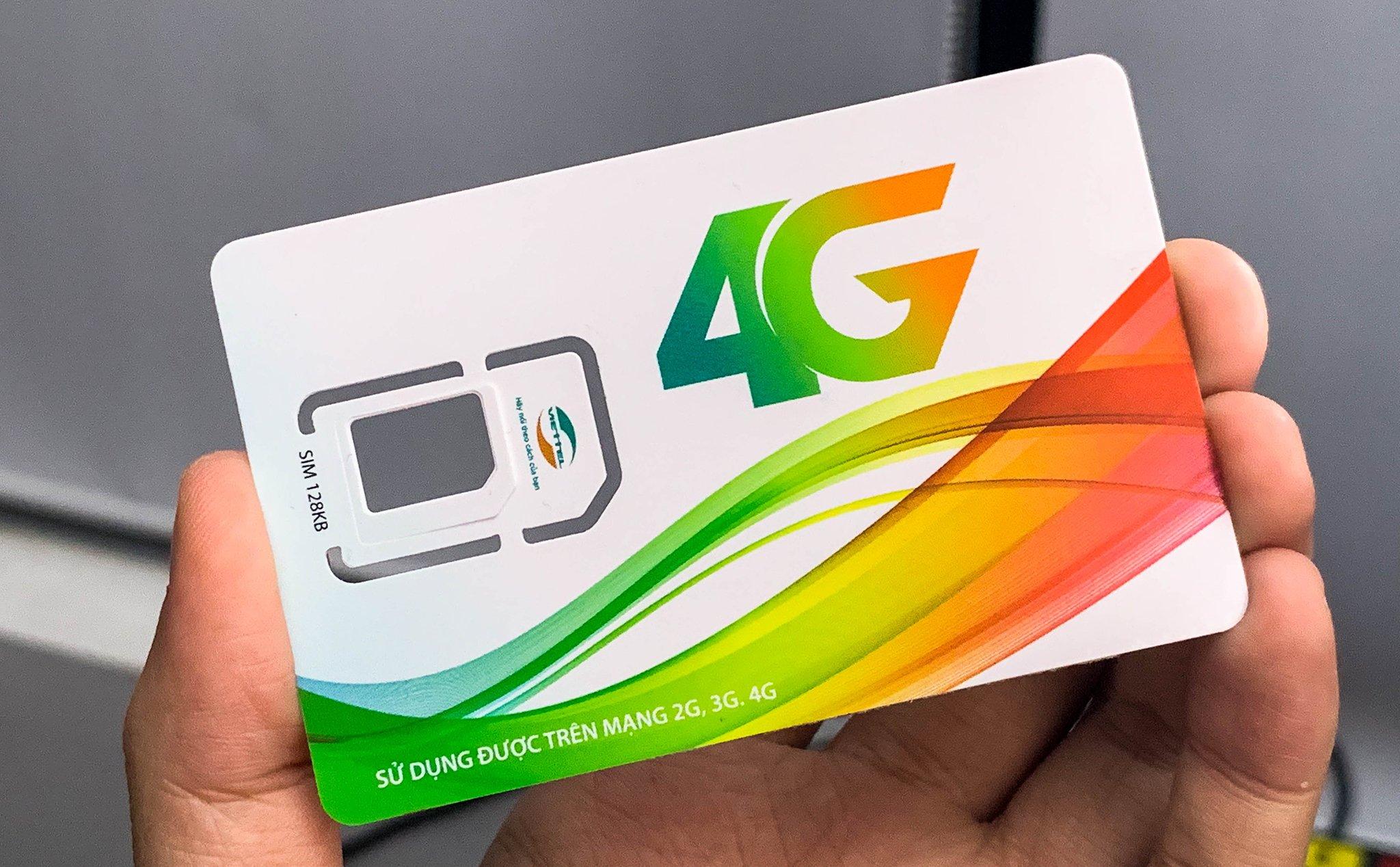 Anh em đang dùng SIM 4G nào? Nên mua SIM 4G của nhà mạng nào và gói cước  nào? | Tinh tế