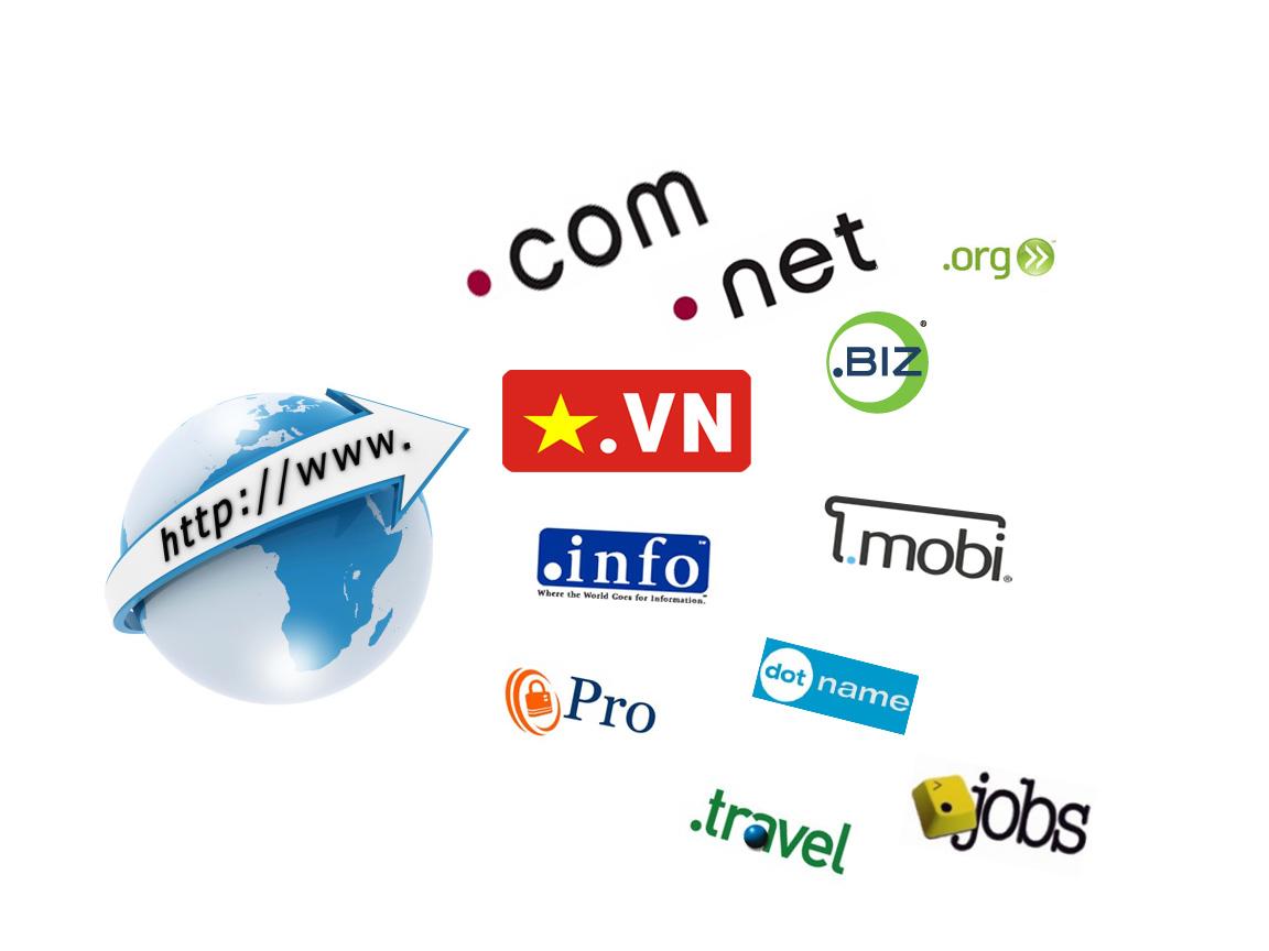 Tìm hiểu các loại tên miền được cung cấp trên thị trường - Nhà đăng ký tên  miền .VN