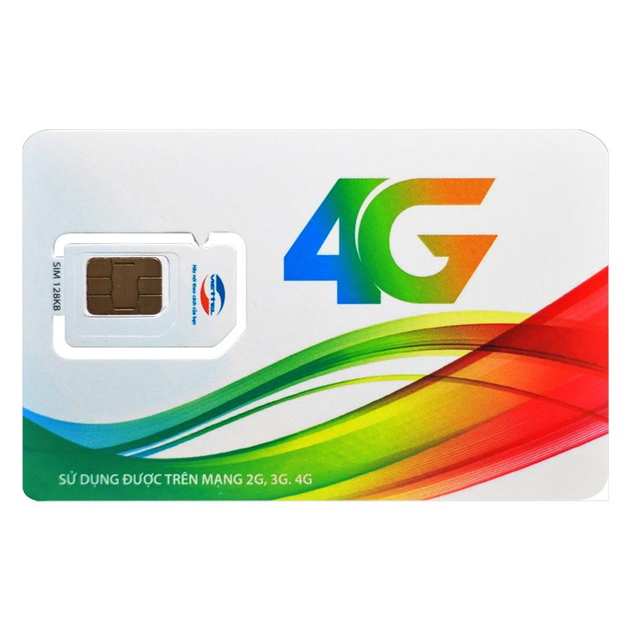 Sim 4G Viettel XL50 Tặng 5GB / Tháng - SIM điện thoại | DiDongVietNam.com
