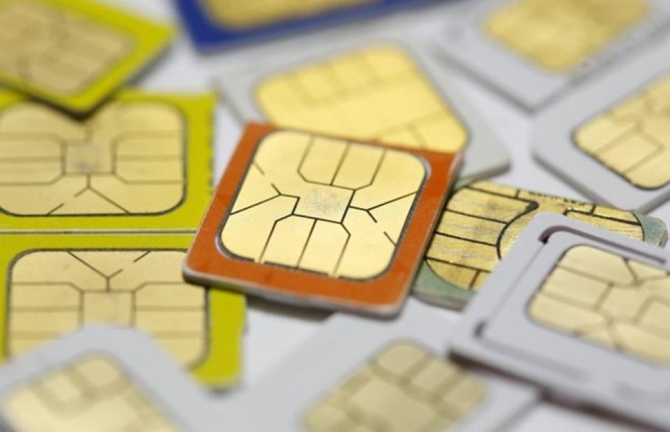 Thái Lan siết chặt quy định về SIM điện thoại di động
