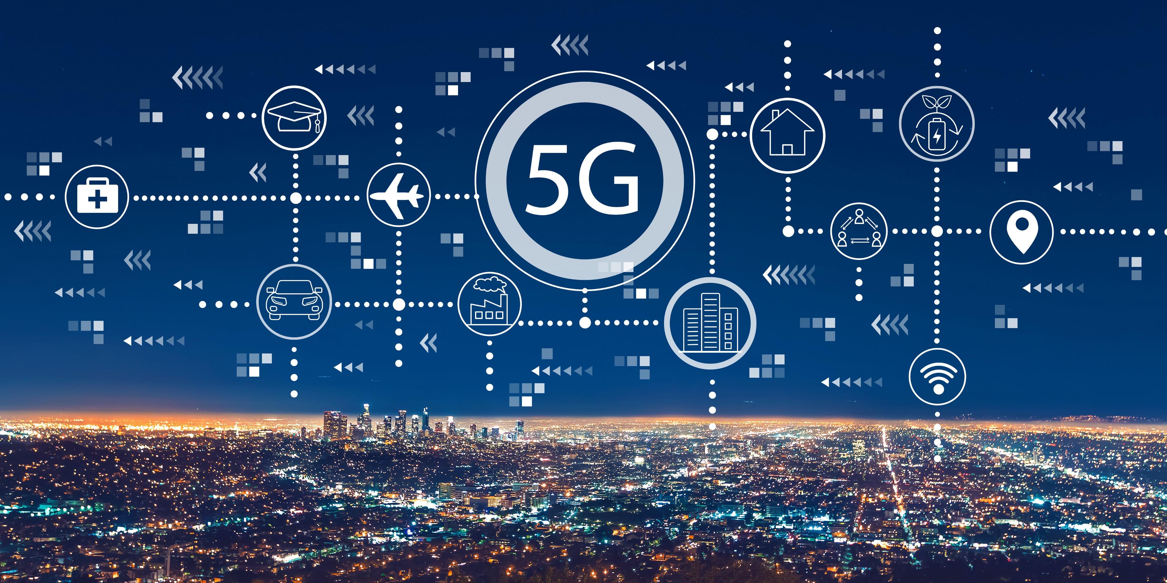 Ưu điểm vượt trội từ mạng 5G điều bạn cần biết