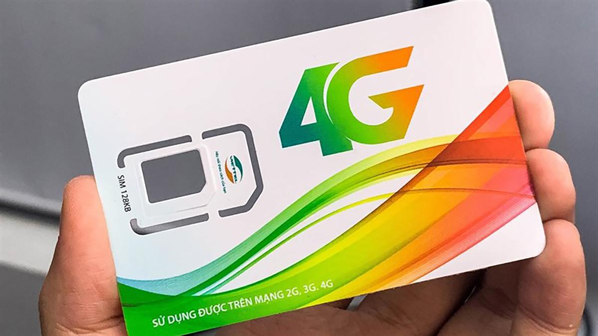 SIM 4G siêu Data gọi thả ga - Giá cực ưu đãi   Hoàng Hà Mobile
